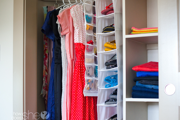 6 Tips for Organizing Your Closet