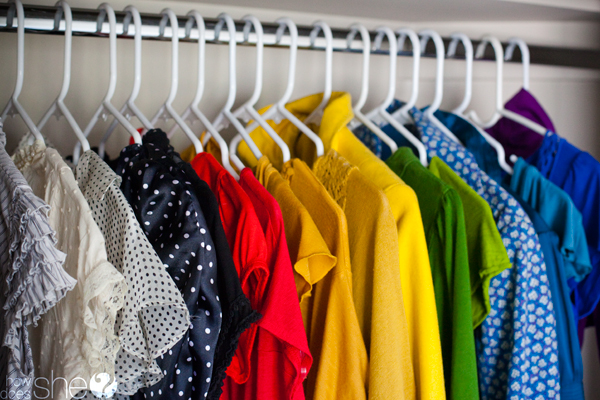 6 tips for organizing your closet How to organize your clothes without a closet