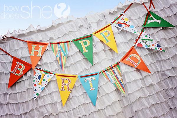 clown-themed-birthday-party