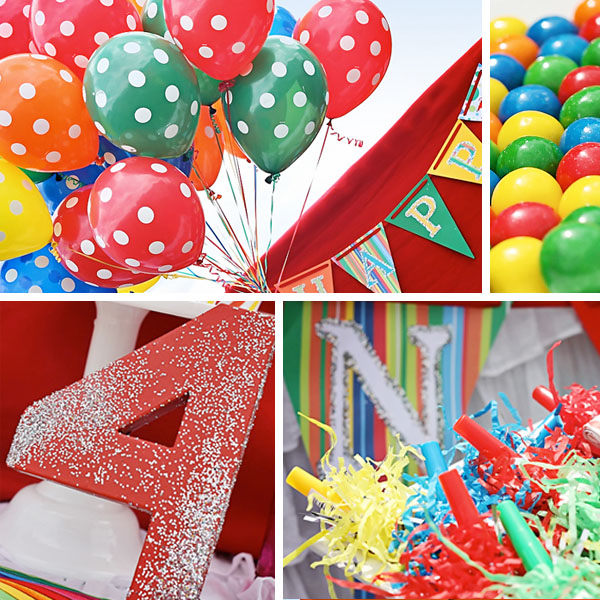 clown-themed-birthday-party
