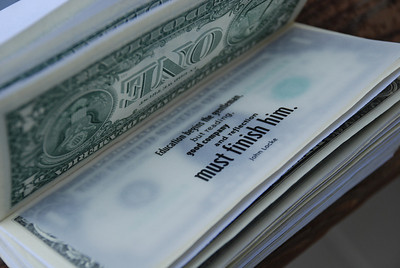 dollar bill inserts