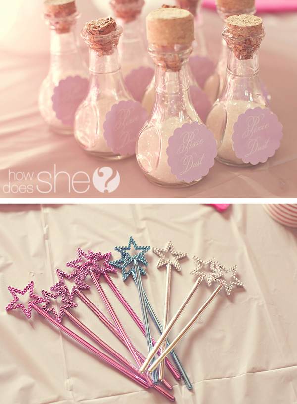 Fairy Party Ideas - CUTE!