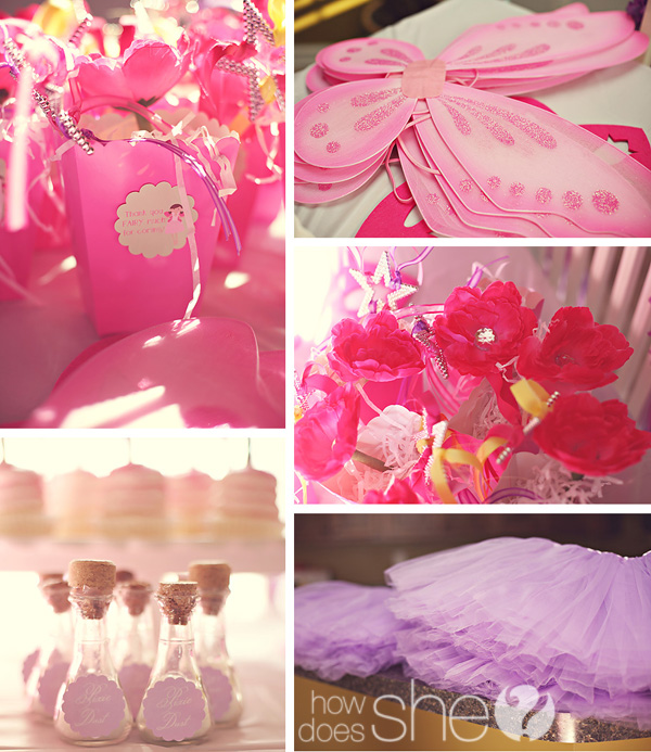 fairy party ideas