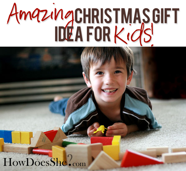 fantastic Christmas Gift Idea for Kids