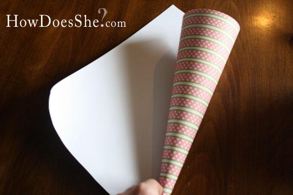 paper cone favors