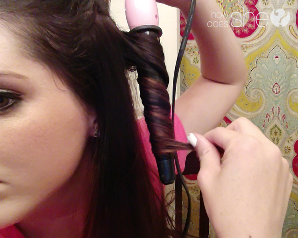 soft curls tutorial