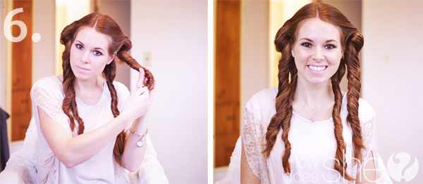 Gorgeous beach curls in under 20 minutes #beachcurls #hair