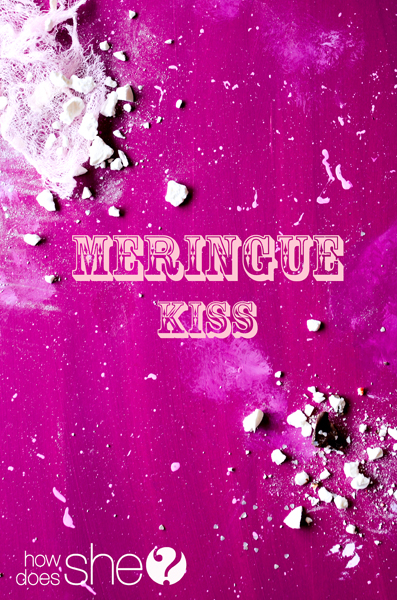 meringue kiss