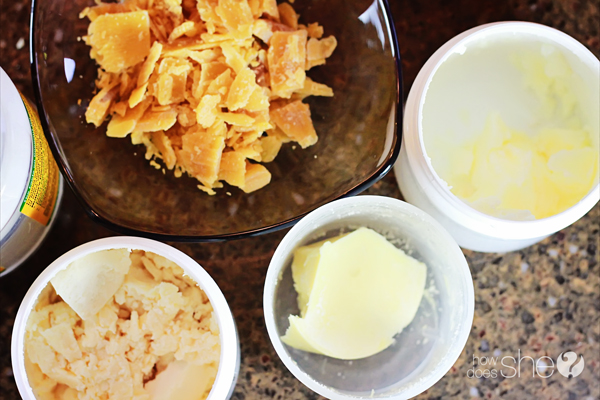 All Natural Lip Balm recipe