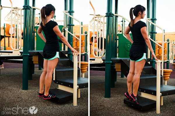 6 Ways to Workout at the Park