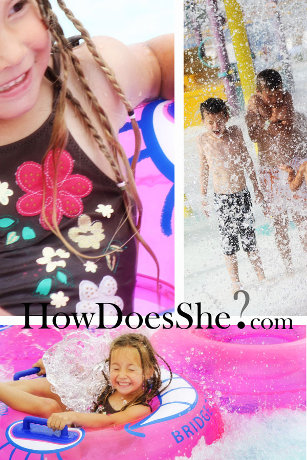 Water Park Party Inspiration