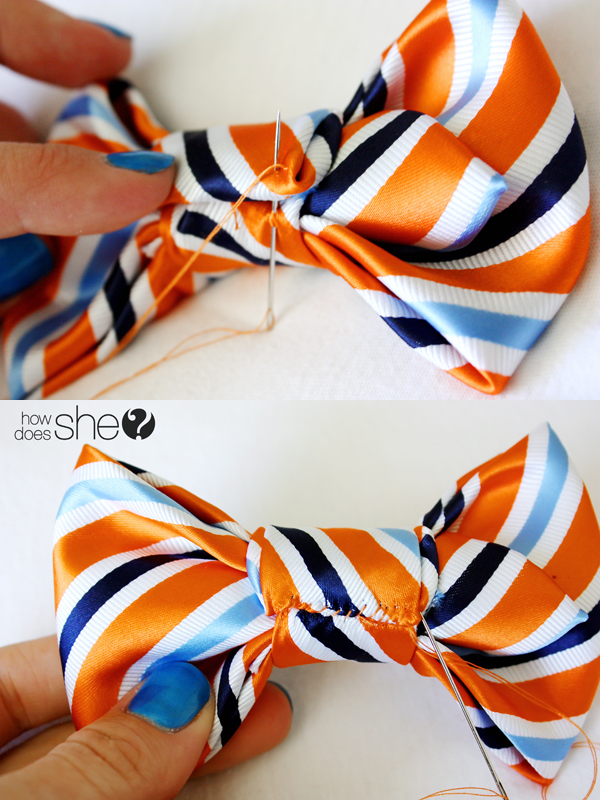 sewing bow tie copy