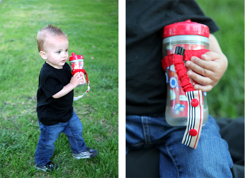 sippy catcher