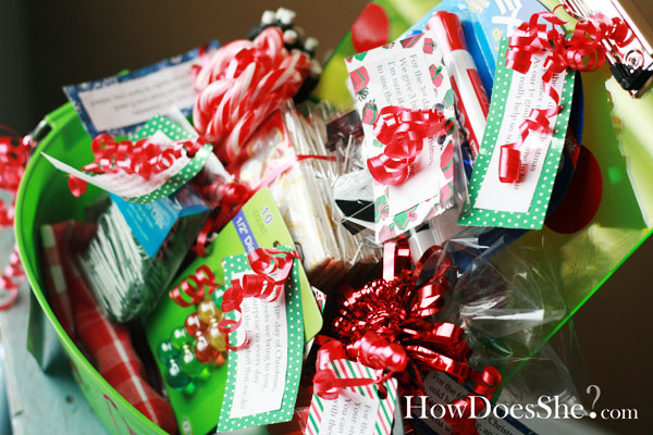 Teacher supplies gift Idea