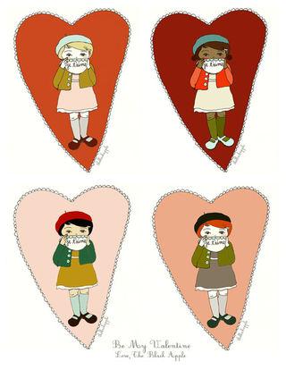 valentine card downloads