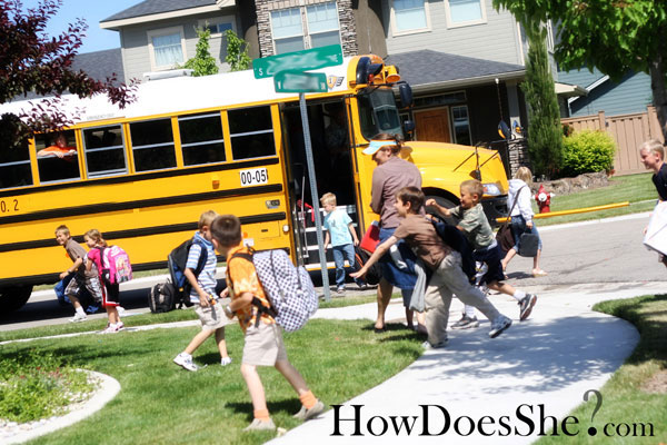 3 fun first day of school traditions
